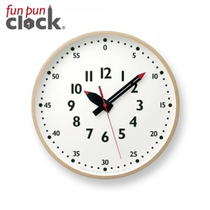 fun pun clock L