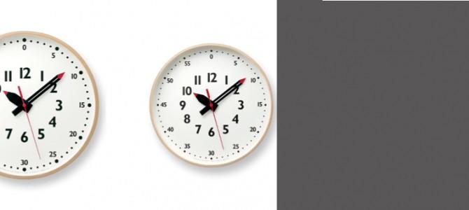 fun pun clock ふんぷんクロック