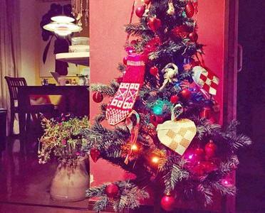 メディア掲載 〈メディア掲載:ELLE MAMAN 「 おしゃれママンが選んだクリスマスツリーを調査! 2015年版」コーナーに我が家が掲載されてます〉
