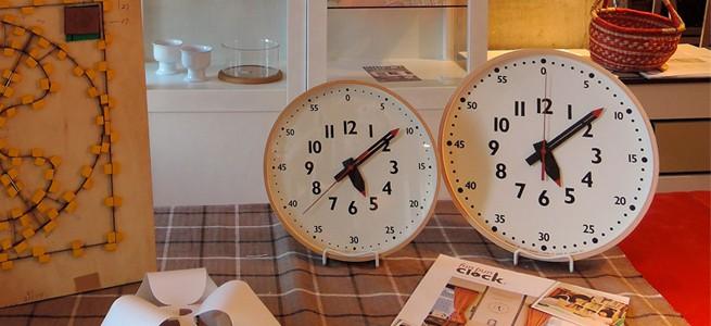レムノスさんHPにて、fun pun clock開発ストーリー始まります