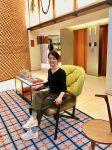 〈Yoko Press_インテリアライターのお仕事〉Precious.jp掲載「ミラノのおすすめホテルroom mate giulia」vol.1