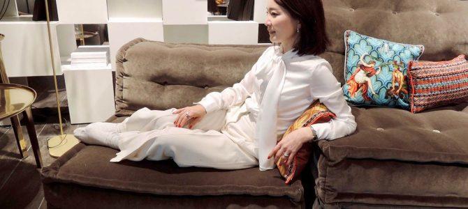〈Yoko Press _インテリアライターのお仕事〉Precious.jp連載  世界中で大人気アイテムのロッシュ・ボボア 「マ  ジョン」の魅力
