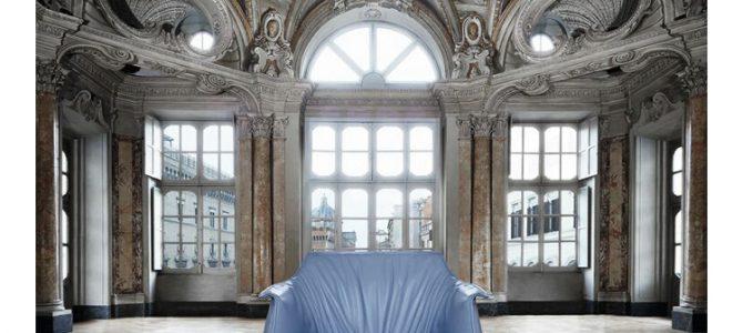 【インテリアライターのお仕事】イタリアの老舗ブランド、ポルトローナ・フラウのアームチェア「アーチボルト」&「マルタ」