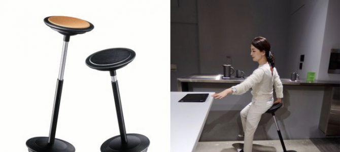 【インテリアライターのお仕事】Precious.jp連載最新記事は、ドイツの老舗オフィスメーカー・ウィルクハーン の運動できる椅子2種