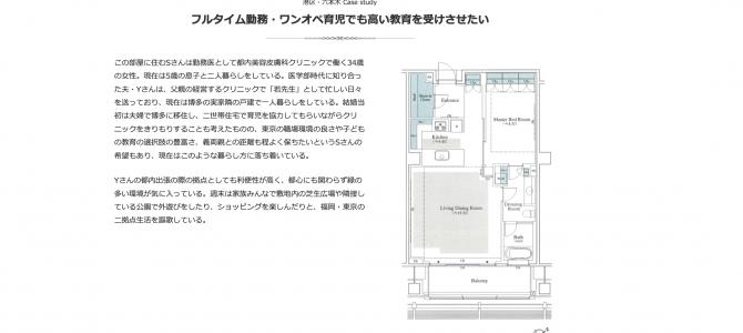 【インテリアライターのお仕事】三井の賃貸・レジデントファーストさんでの連載_土橋担当2回目