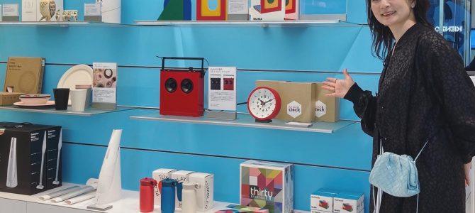 日本のMoMA Design Store各店でもMoMA限定funpun desk clockをご購入いただけるようになりました!